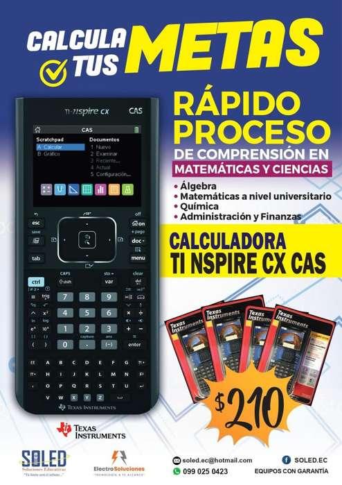 <strong>calculadora</strong> Texas Instruments