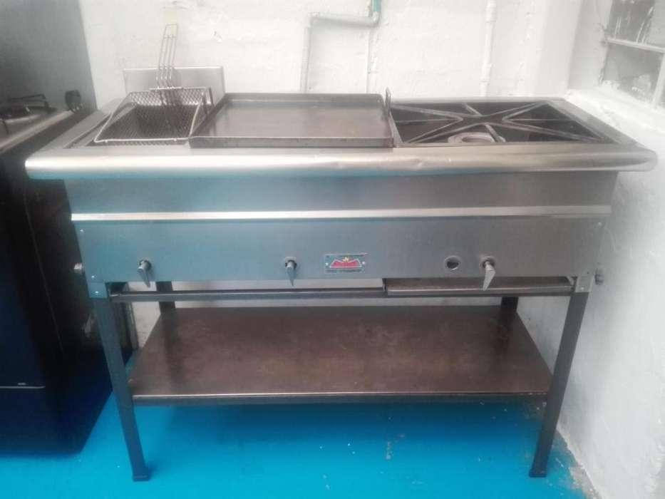 Ganga estufa industrial x 400000