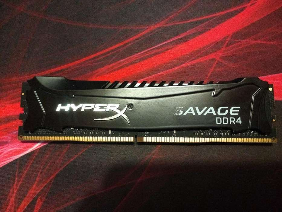 Kingston Hyperx Savage Ddr4 8gb 2666mhz