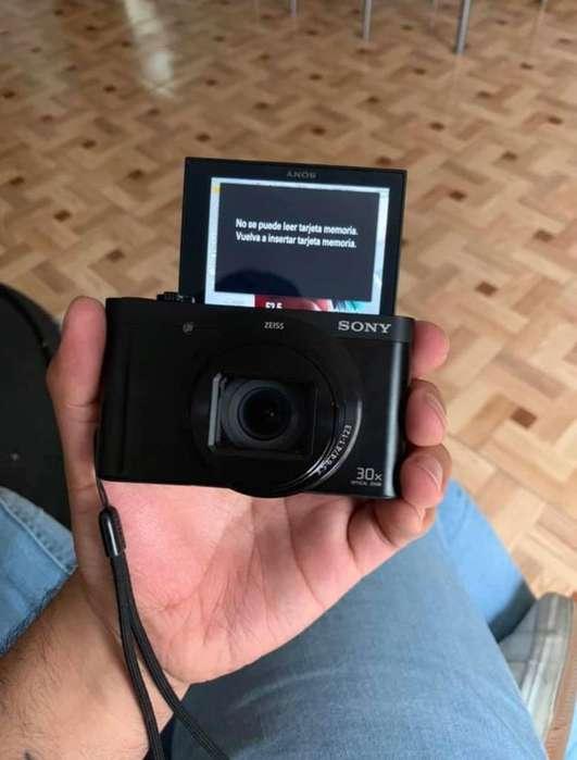 Camara Compacta Sony Wx500