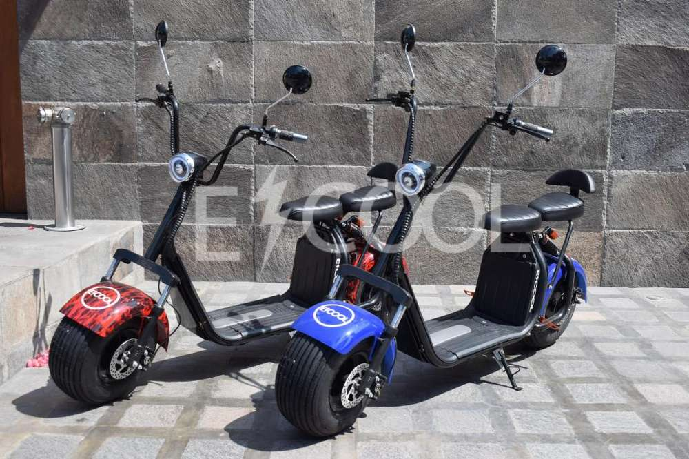 Scooter Electrico Ecool