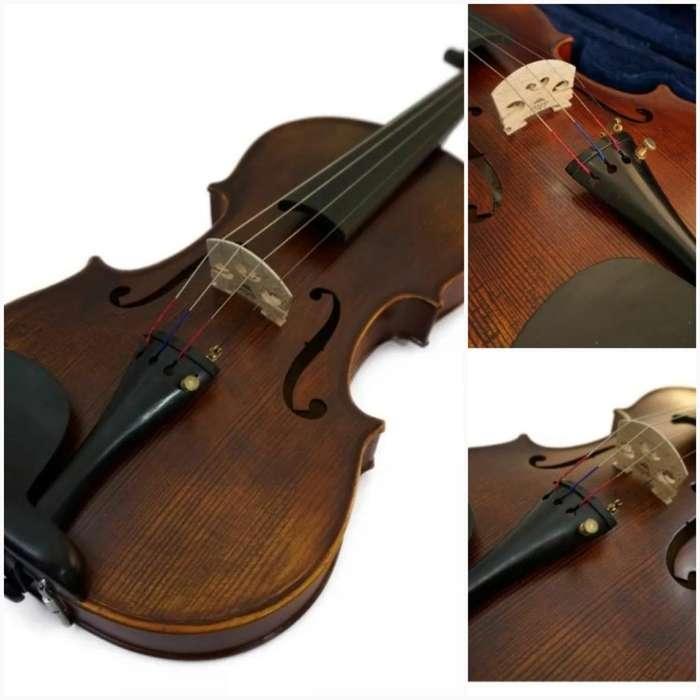 Violin Marca Greko Envejecido