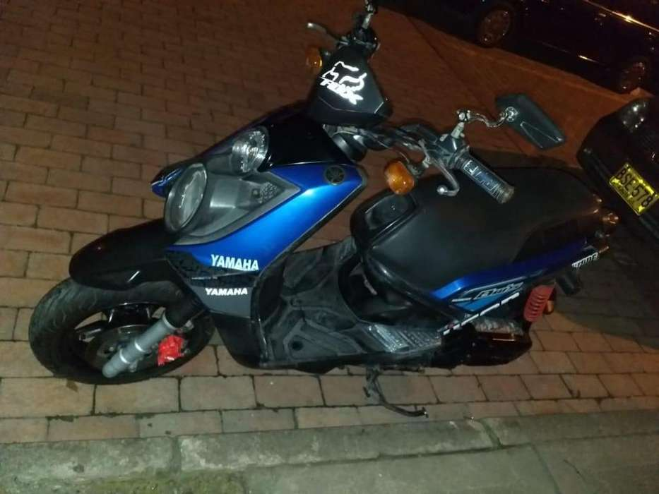 Moto Biwis 4 tiempos