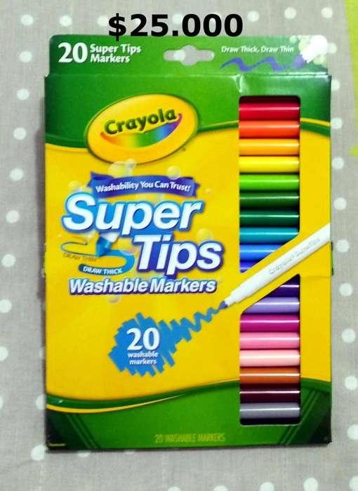 Marcadores Crayola Para Lettering