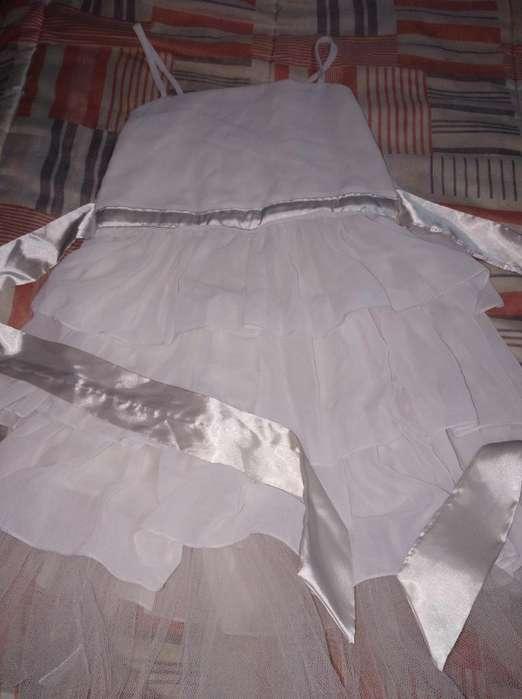 Vestido Delicado T. 5 a 7 Años