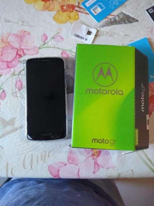 Moto G6 Casi Nuevo Poco Uso
