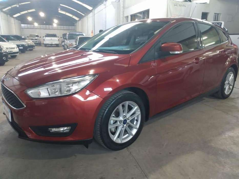 Ford Focus 2017 - 40000 km