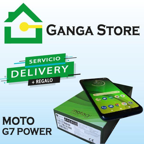Moto G7 Power Nuevos Tienda Libre