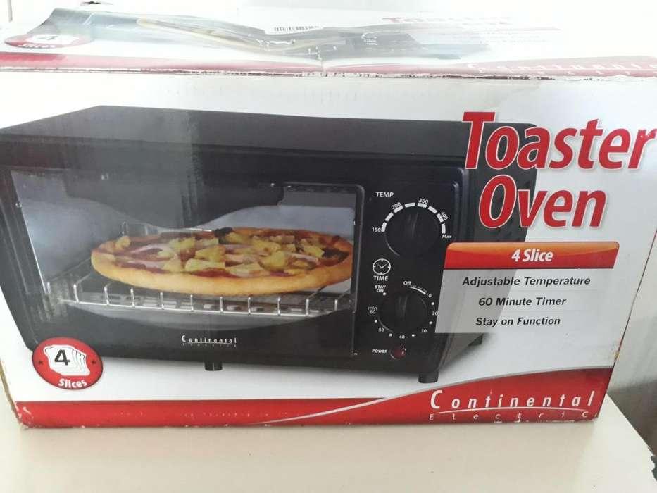 Horno tostador nuevo