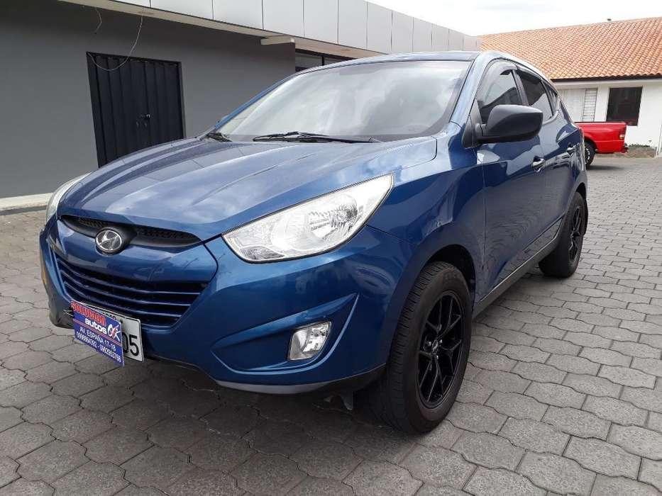 Hyundai Tucson 2013 - 104000 km