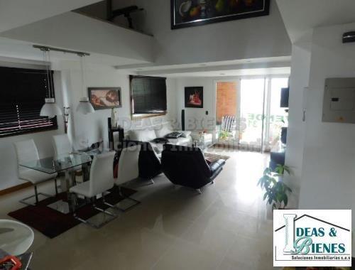 Apartamento Duplex En Arriendo Envigado Sector Alcala: Código 887884