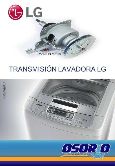 Transmisión <strong>lavadora</strong> LG