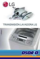 Transmisión Lavadora LG