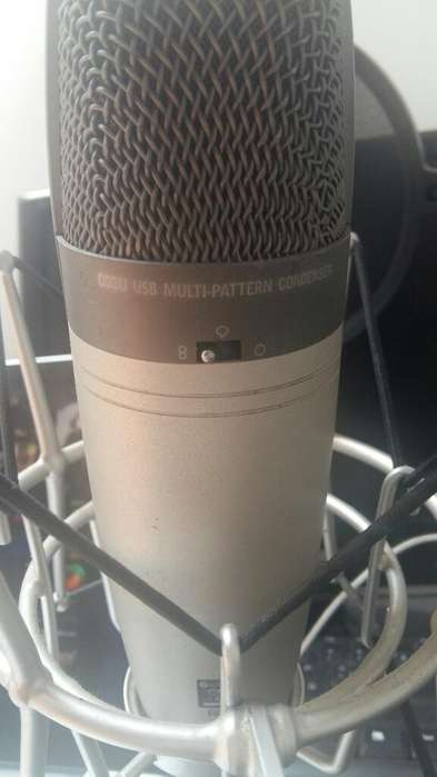 Microfono Usb Samson Co3u