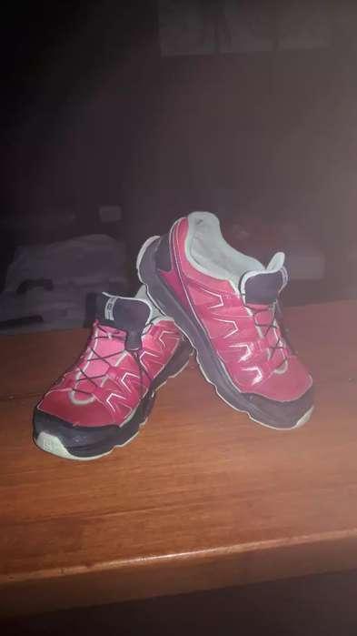 precio de zapatillas salomon en argentina 60