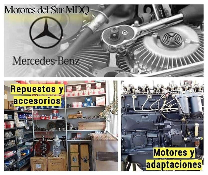 Motores y repuestos Mercedes Benz 1114 1518 1620 710