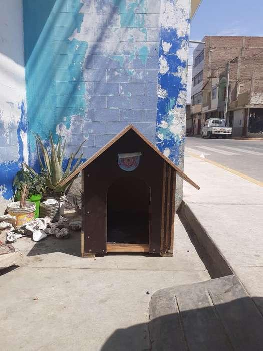 Casa para Mascota ( Perros )