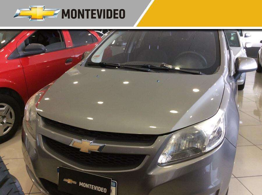 Chevrolet Sail 2013 - 70113 km