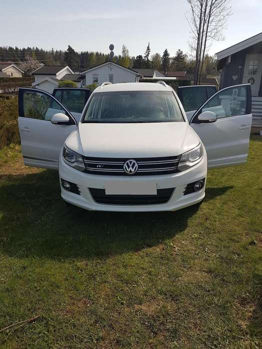 Volkswagen Tiguan 2013 - 94000 km