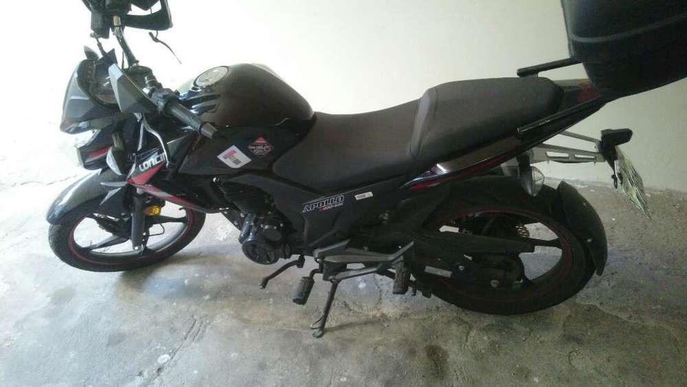 Moto Loncin Pollo 200