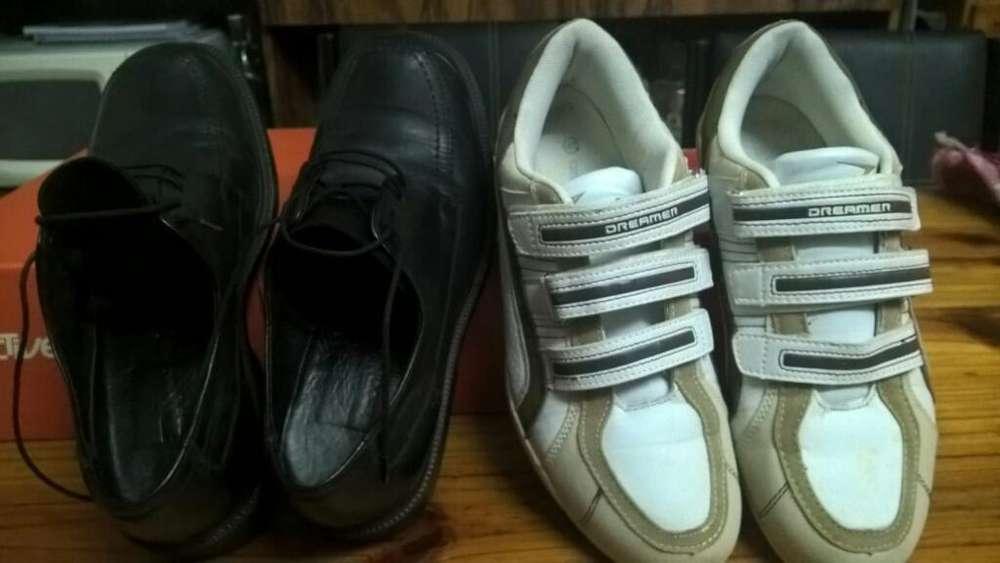 Zapatillas Y Zapato