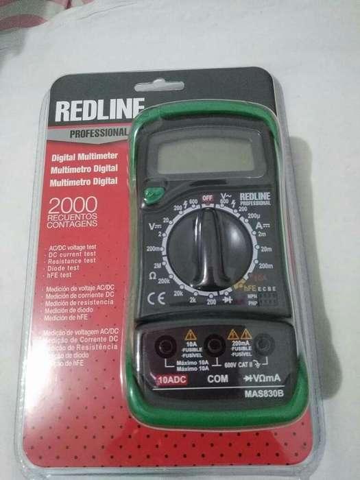 Multímetro Redline