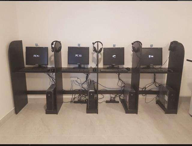 Siver 7 Compuradoras Y Play Station