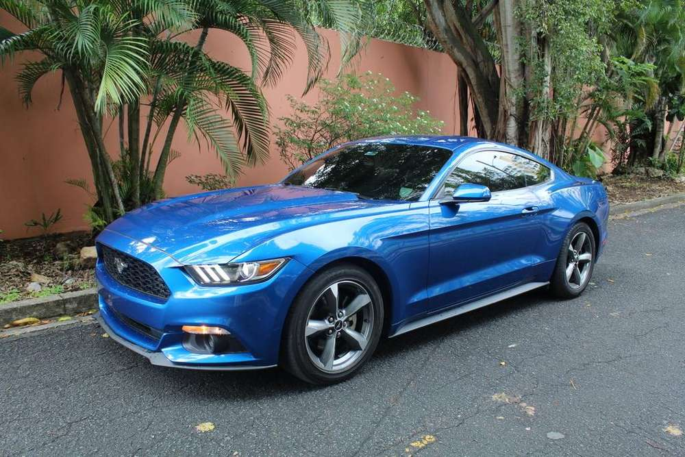 Ford Mustang 2017 - 27842 km