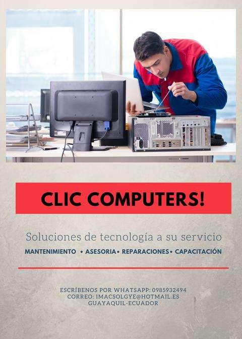CLIC COMPUTERS!