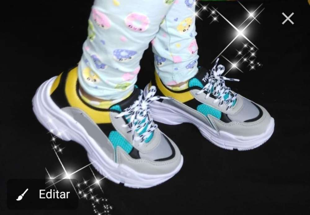 Zapatillas Niñas Oferta