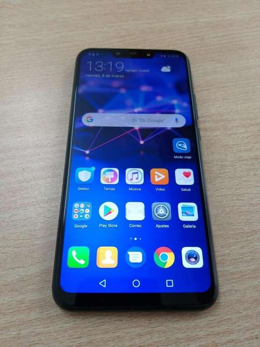 VENDO Huawei Mate 20 lite LIBRE IMPECABLE