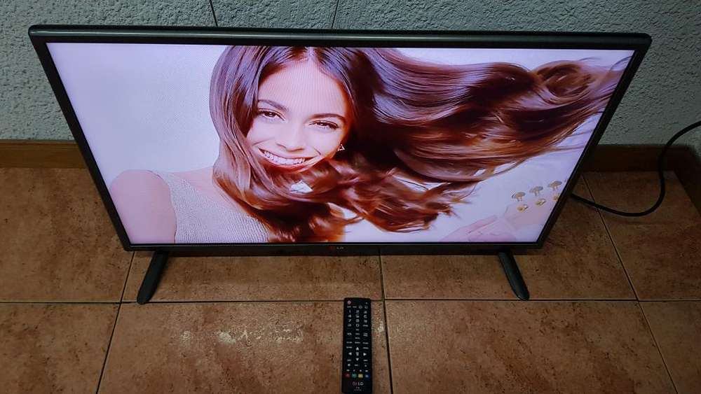 Tv Led 32 Lg Sintoniza Canales Aire Hd