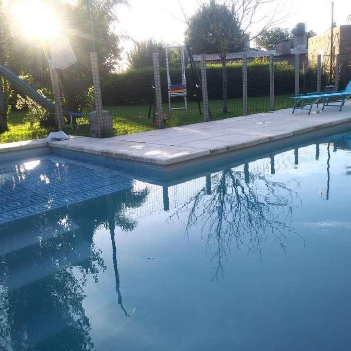 Casa fin de semana barrio abierto residencial Timbues