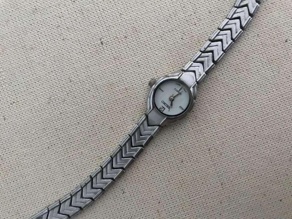 Reloj de mujer <strong>seiko</strong>