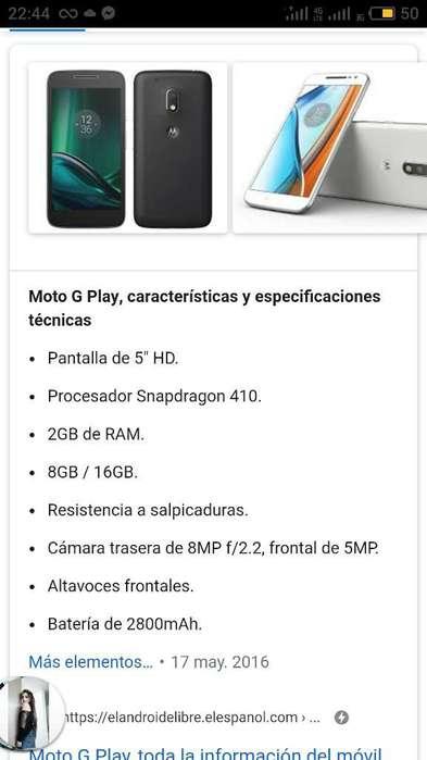 Moto G Play Liberado