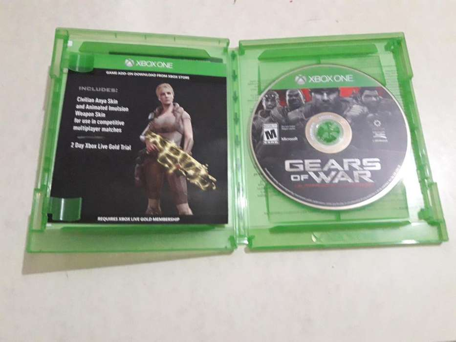 Gears Of War Ultimate Editition Xbox