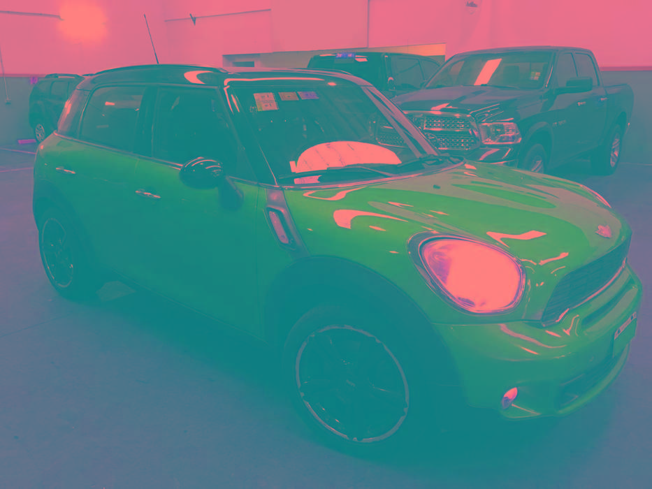 <strong>mini</strong> Cooper 2011 - 91400 km