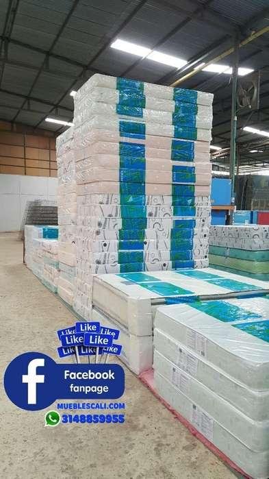 Colchones Nuevos Fabrica desde 145mil
