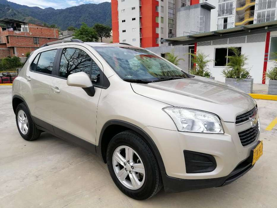 Chevrolet Tracker 2015 - 60000 km