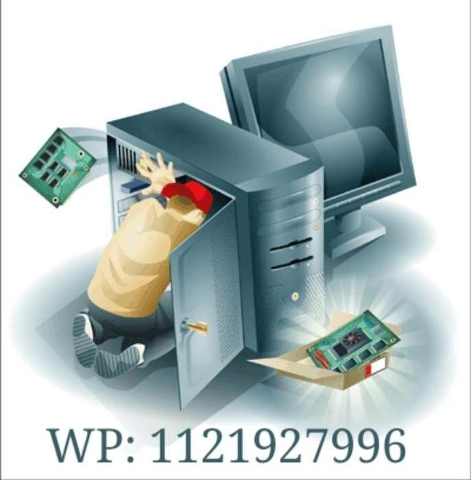 Técnico Computación, Dell Hp Lenovo Bang