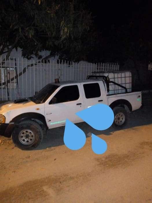 Vendo Tanque con 1100 Lts Agua Potable
