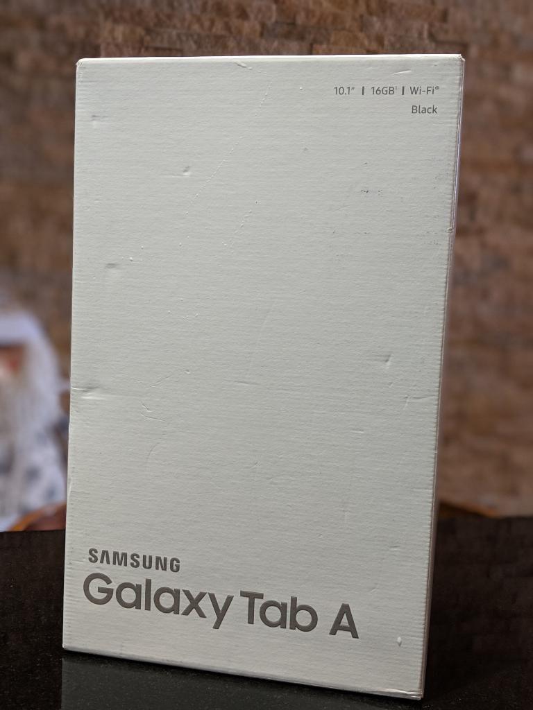 Samsung Galaxy Tab a 10.1 16gb Wifi