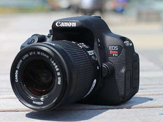 Canon t5i (Kit) 18-55mm (OFERTA)