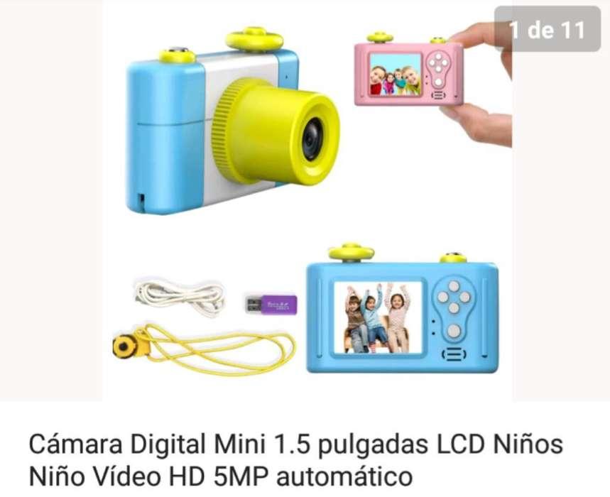 Cámara <strong>digital</strong> Mini