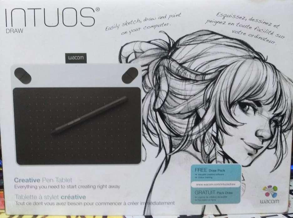 Tableta Gráfica Intuos Draw
