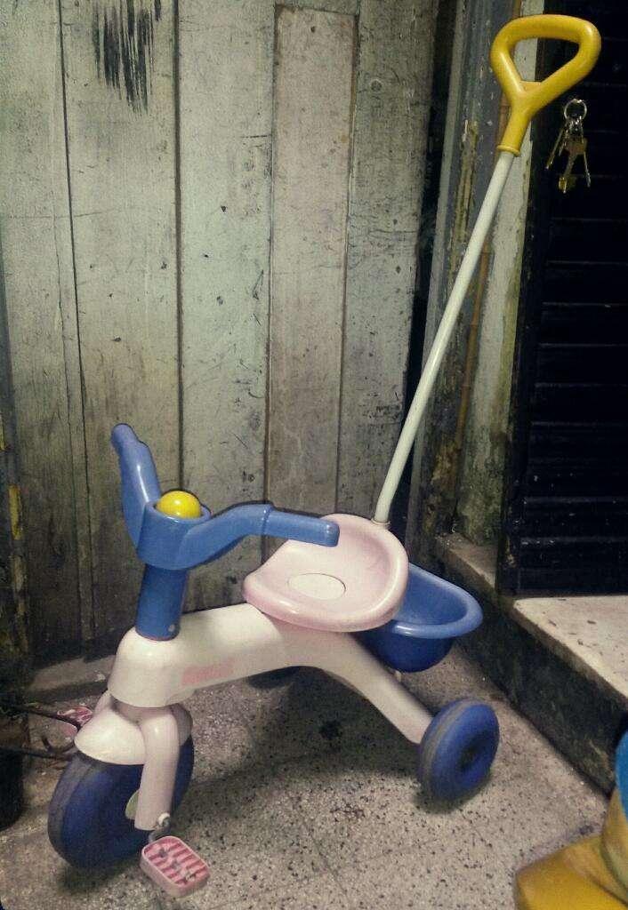 Triciclo Infantil Niños Rondin