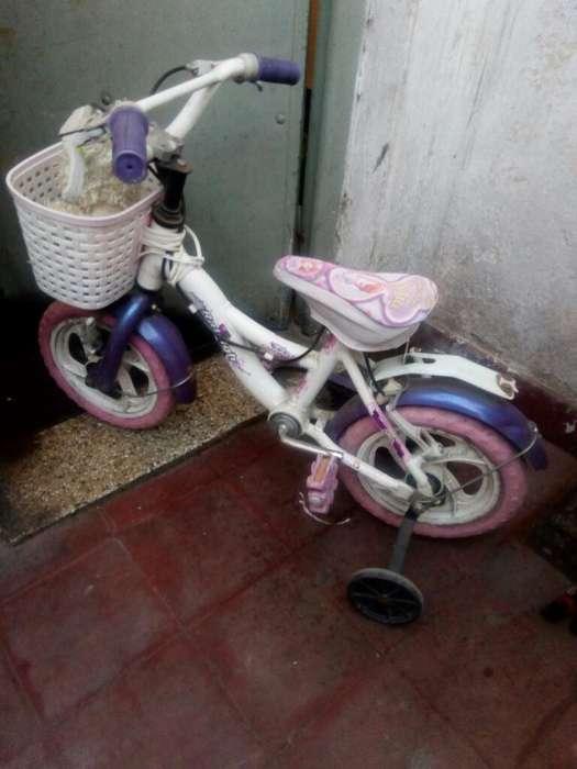 Vendo Bici de Nena