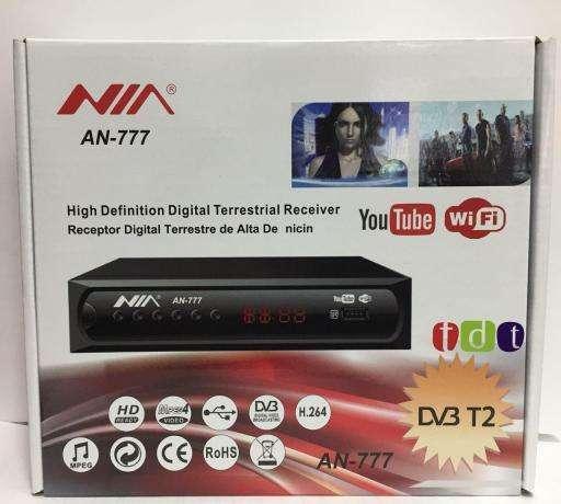 Decodificador Tdt Tv Digital Wifi Dvb T2 Youtube