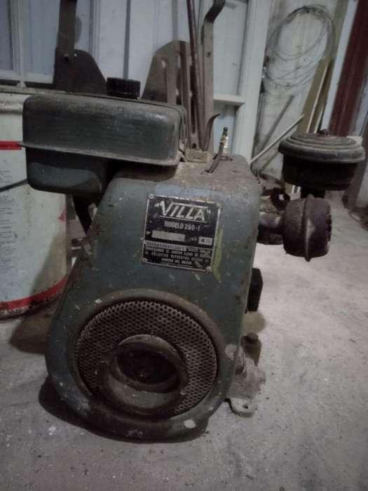 Motor Villa de 4.5hp - Naftero