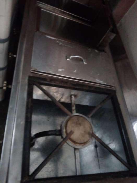 Cocina Industrial 5 Usos